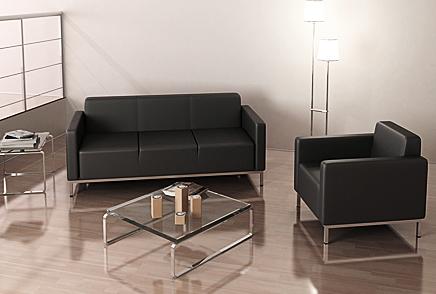 Офисные диваны Красноярск • Производство диванов для офиса