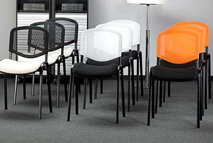 Офисные стулья цены • Каталог стульев для посетителей.