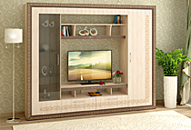 Гостиные • Купить модульную гостиную от «Давита» Витра мебель.