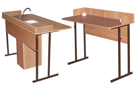 Мебель для кабинета химии и физики (школьная) Красноярск.