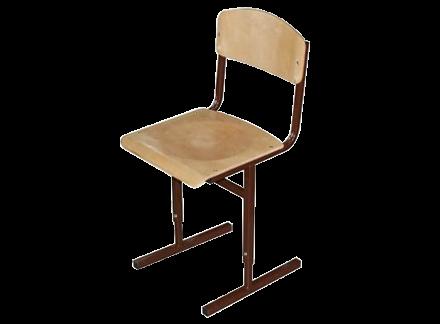 регулируемый школьный стул