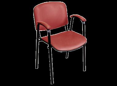 Офисный стул с подлокотниками ИЗО