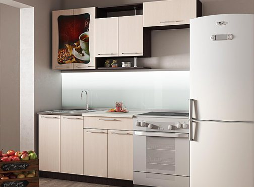 кухня эконом фото кухни в красноярске