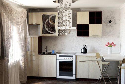 фото кухонный гарнитур эконом
