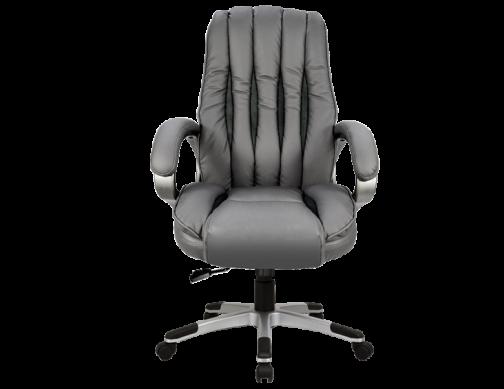 Chair кресло офисное из экокожи