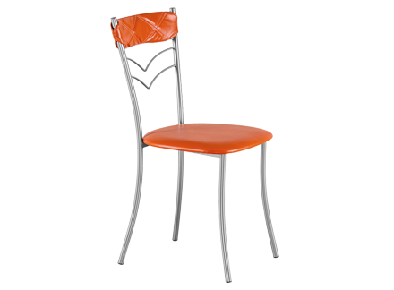 кухонный стул на металлокаркасе