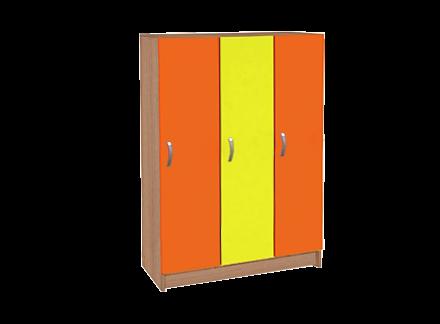 Шкафы - кабинки для детского сада