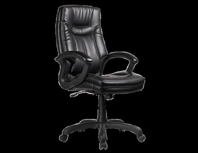 Кресло для офиса из экокожи