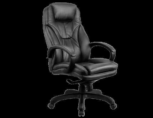 Кресло из экокожи для офиса