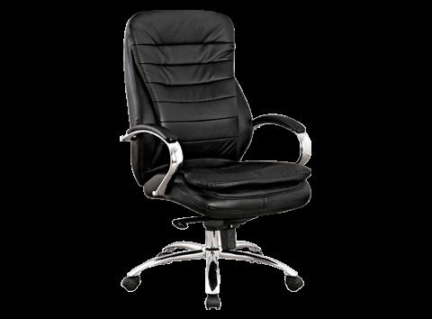 Кожаное кресло для офиса руководителей