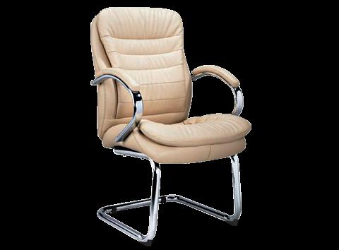 Кресло офисное на полозьях