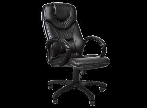 Офисное кресло для компьютера экокожа