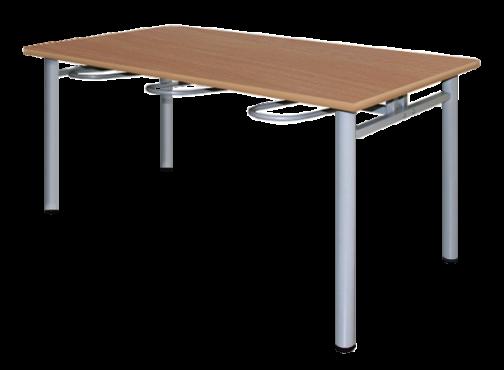 Стол для школьной столовой с подвесом