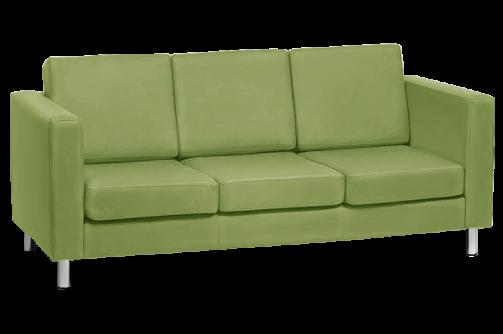 Трехместный офисный диван
