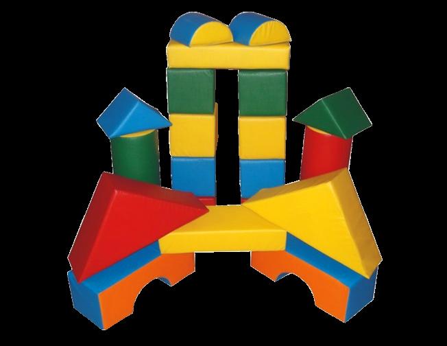 Игровые модули конструктор для детского сада