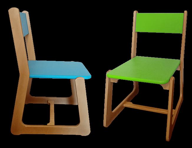 Детские стулья для яслей и детского сада