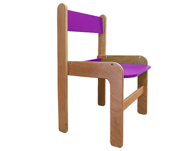 Штабелируемые стулья для детского сада